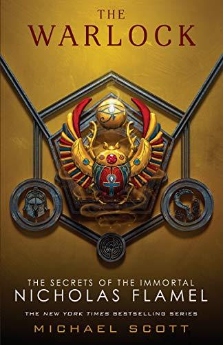 The Warlock (The Secrets of the Immortal Nicholas Flamel) (The Alchemist Immortal Secrets Of Nicholas Flamel)