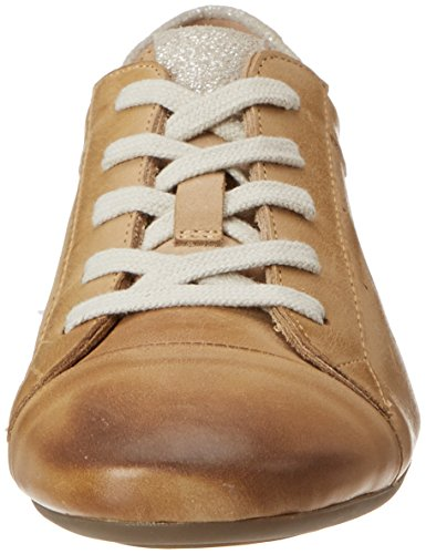 Femme Ecru 04 Sneaker Crema Belmondo Damen Baskets gZ74Waq
