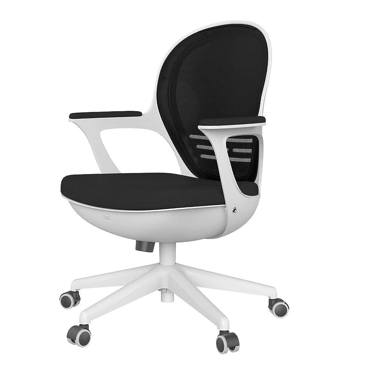 体小人先にAmazonベーシック オフィスチェア 椅子 ハイバックエグゼクティブチェア ブラック