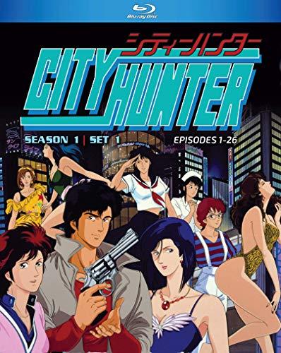 City Hunter: Season 1 Set 1