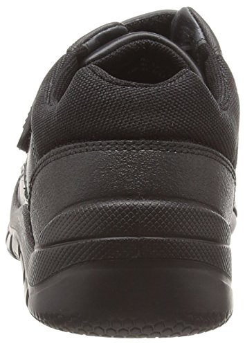 Start Rite Jungen Rhino Warrior Large Sneaker Schwarz (Black)