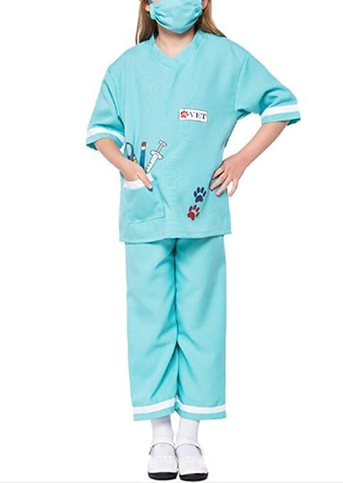 Mitef - Disfraz de Veterinario para niños: Amazon.es: Ropa y ...