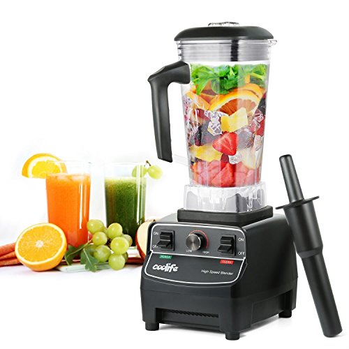 Industrial Kitchen Blender: Small Appliances Commercial Blender, Coolife Professional