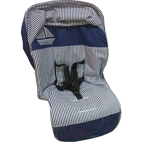 colchoneta bebe silla paseo barco azul: Amazon.es: Handmade