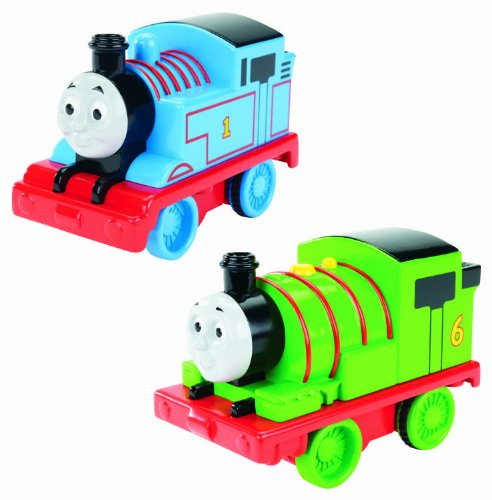 Fisher-Price Thomas The Train: Pull 'n Spin Assortment
