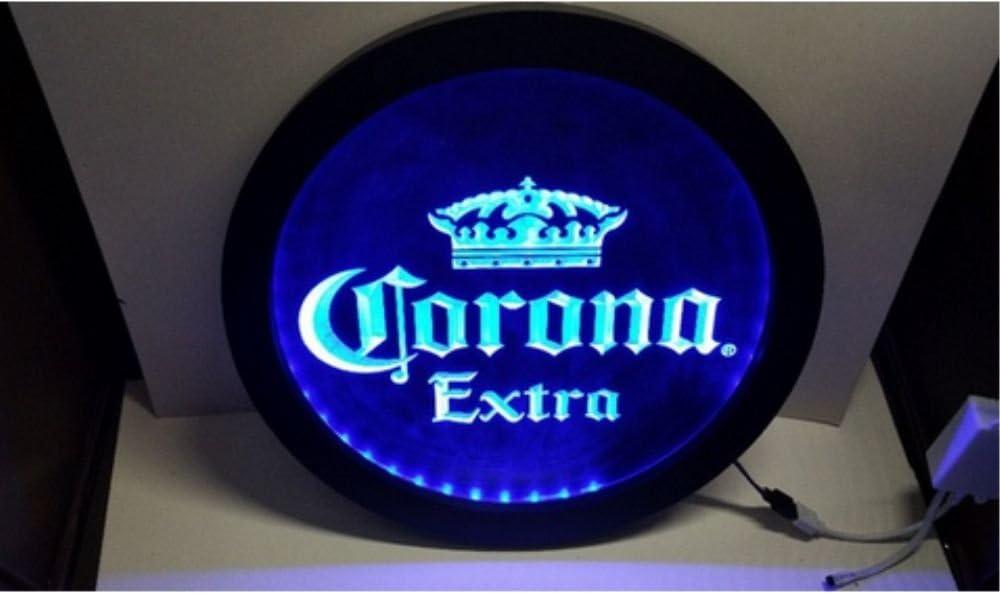 1A Products Corona Extra RGB LED Control inalámbrico Cerveza Bar Pub Club neón luz Signo Especial Regalo