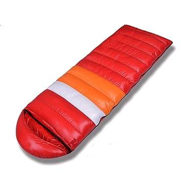 BSD Saco de Dormir, Bolsa de compresión, Ideal para 4 Estaciones de Viaje, Camping, Senderismo, Actividades al Aire Libre.: Amazon.es: Deportes y aire libre