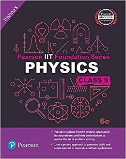 Buy pearson iit foundation physics class 9 old edition book online buy pearson iit foundation physics class 9 old edition book online at low prices in india pearson iit foundation physics class 9 old edition reviews fandeluxe Image collections