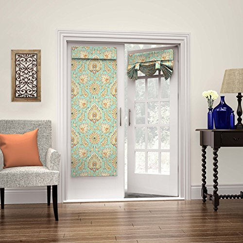 (Waverly 15408026068OPL Clifton Hall 26-Inch by 68-Inch French Single Door Panel, Opal)