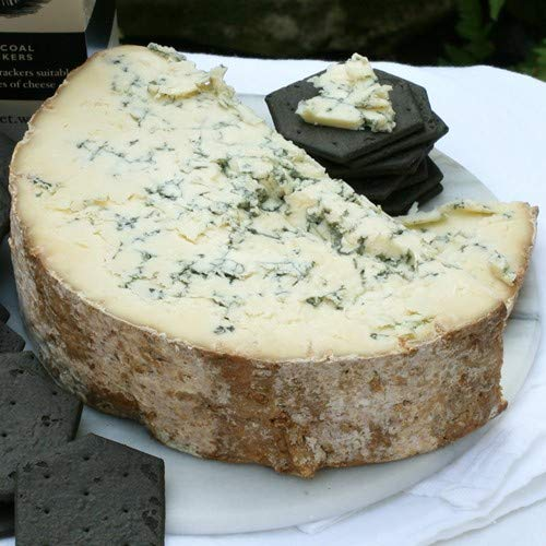 igourmet Blue Stilton DOP by Tuxford and Tebbutt - 2.5 Half Moon Cut (2.5 ()