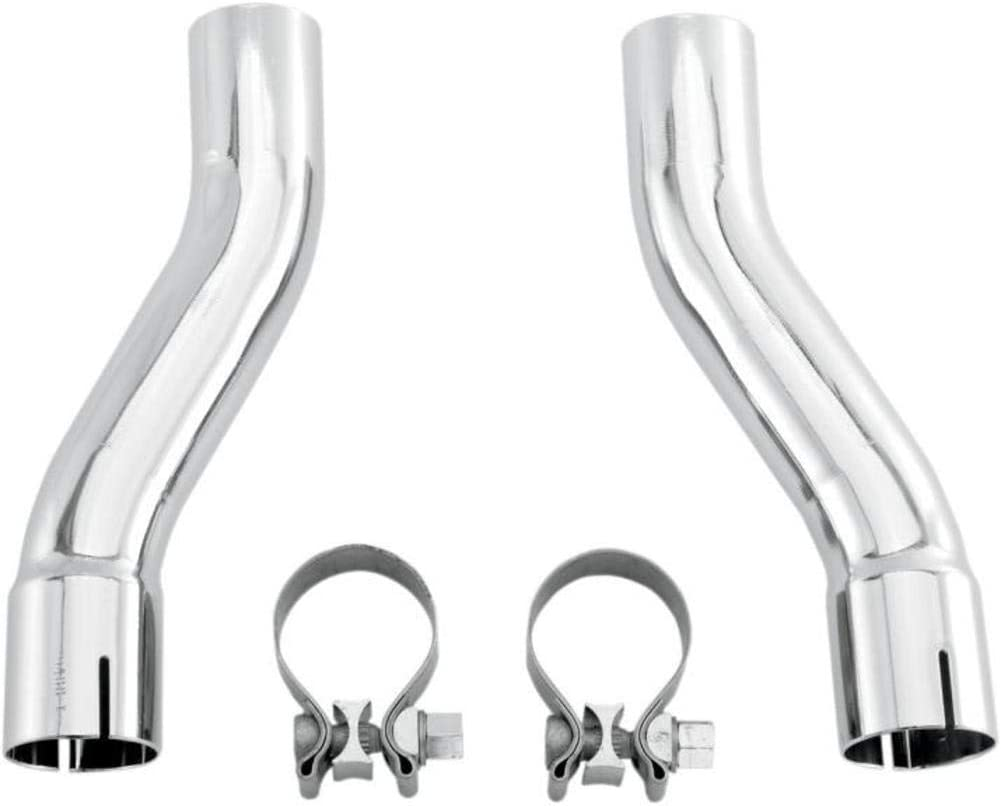 Vance /& Hines Tri Glide Exhaust Adapter Kit 16785