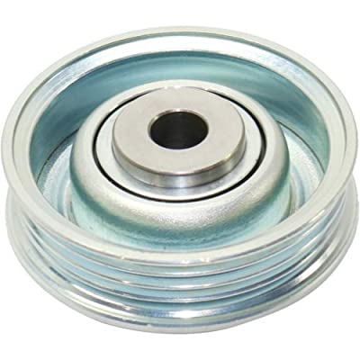 Accessory Belt Tension Pulley compatible with MITSUBISHI MONTERO / 92-00 / Mitsubishi Montero Sport 97-04 Power Steering: Automotive