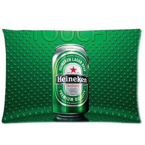 Custom Heineken Beer Pattern 19 Pillowca…