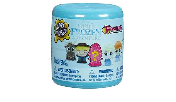 MashEms Frozen Los Estilos Pueden Variar de Disney congelados, Multicolor (The Bridge Direct 53601)