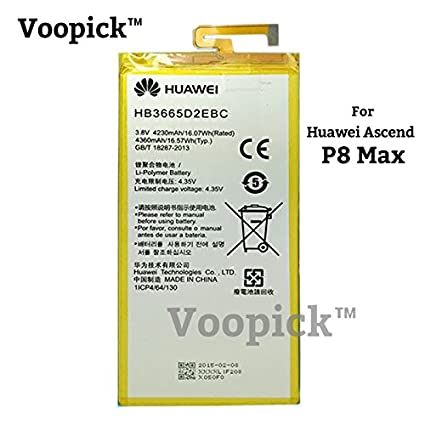 Voopick™ Original  Huawei Ascend P8 Max Battery: Amazon in