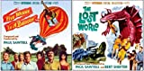 THE LOST WORLD/FIVE WEEKS IN A BALLOON (2 CD) [Soundtrack]