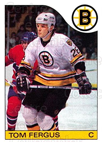 (CI) Tom Fergus Hockey Card 1985-86 Topps (base) 113 Tom Fergus