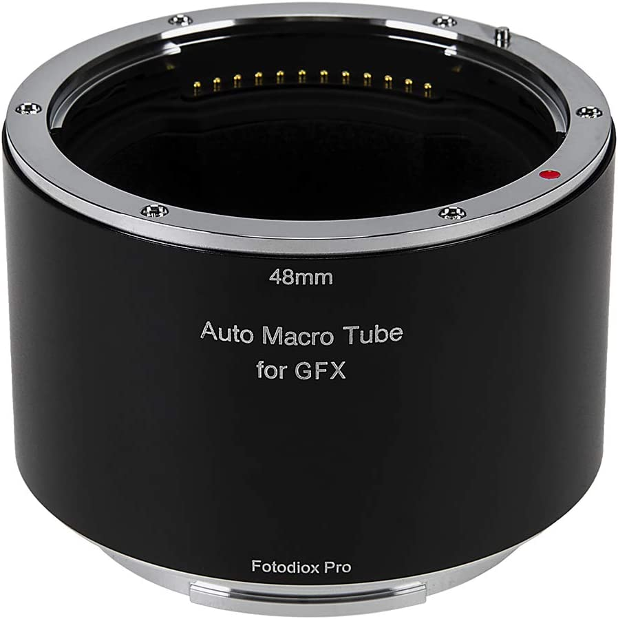 Positive Lock Mount Lenses to Fujifilm Fuji G-Mount GFX Mirrorless Camera Body Fotodiox Pro Lens Mount Adapter Compatible with Arri PL