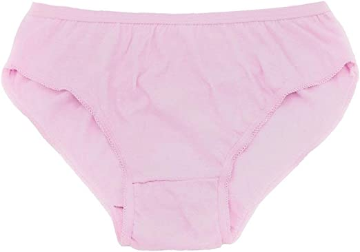 Girls Briefs Pants Knickers 100/% Cotton 12 Pairs