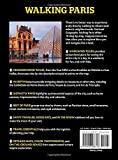 Front cover for the book Walking Paris by National Geographic