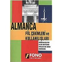 ALMANCA FİİL ÇEKİMLERİ