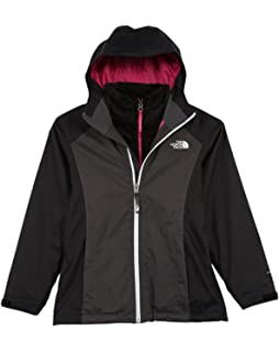 Amazon.com: The North Face Girls Osolita Triclimate Jacket ...