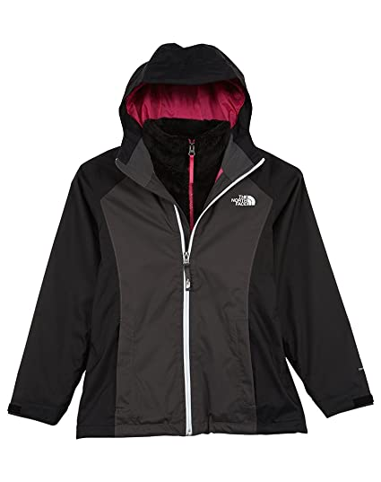 6717b749b Amazon.com: The North Face Girls' Osolita Triclimate Jacket: Clothing