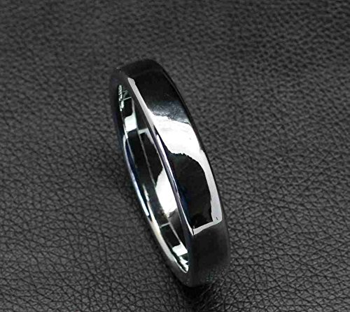Metal Cock Ring Alloy Penis Ring (Diameter 45mm) by SMspade