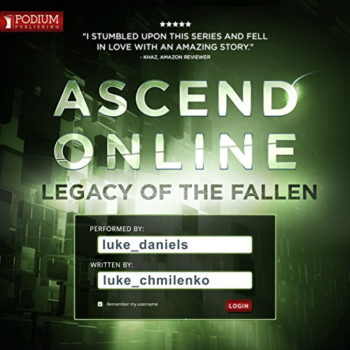 Legacy of the Fallen: Ascend Online, Book 3 cover