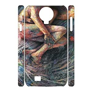 Beautiful mural CHA2079178 3D Art Print Design Phone Back Case Customized Hard Shell Protection SamSung Galaxy S4 I9500