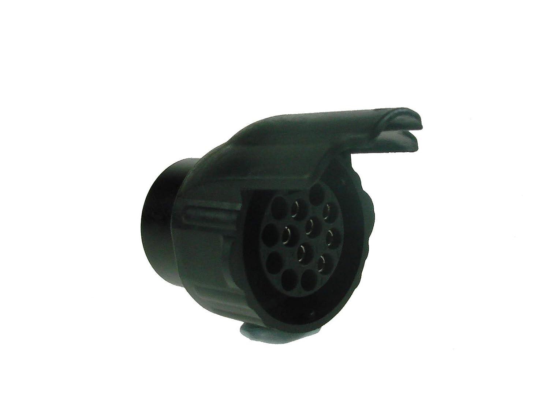 BITS4REASONS MAYPOLE NEW MODEL MP6005B ADAPTOR 7 PIN VEHICLE TO 13 PIN TRAILER