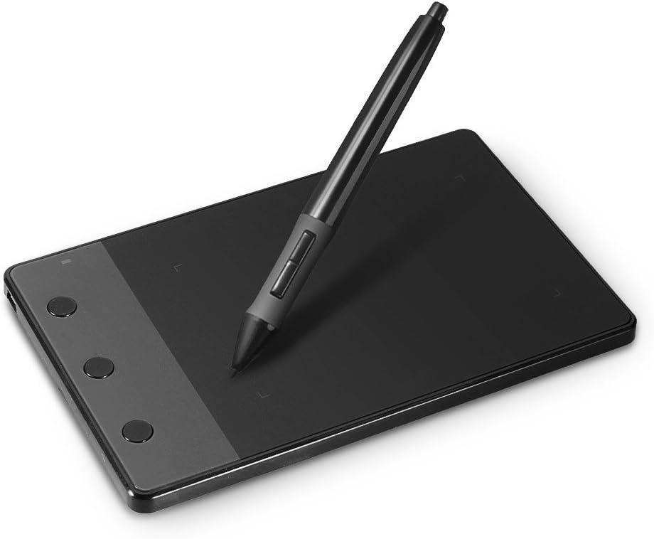 ZJH Tablero de Pintura, gráfico Tablero Digital de Entrada de la enseñanza Mesa de Dibujo Ordenador Tableta de Arte Pintada a Mano Tablero de Escritura de Clase Micro: Amazon.es: Deportes y aire