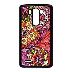 LG G3 Sunflower Phone Back Case Art Print Design Hard Shell Protection DFG061878