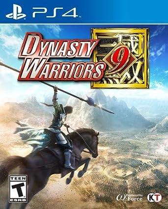 759f724ac7c Jogo Dynasty Warriors 9 - Ps4  Amazon.com.br  Games
