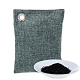 Bamboo Charcoal Air Purifying Bag(1Pack-100g),Charcoal Air Purifying Bags for Remove Formaldehyde Harmful Air,Nature Fresh Air Purifier Bags for Home/Office/Bedroom/Car Joykith (G)