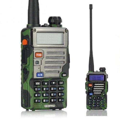 47 opinioni per BaoFeng UV-5R Plus UV5R- Radio portatile due vie con doppio display e doppio