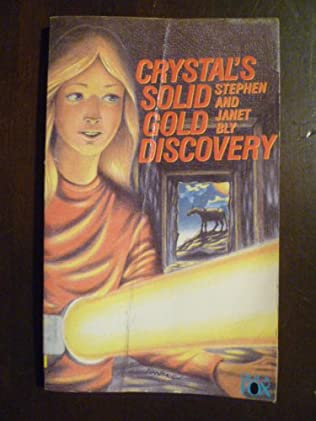 book cover of Crystal\'s Solid Gold Discovery