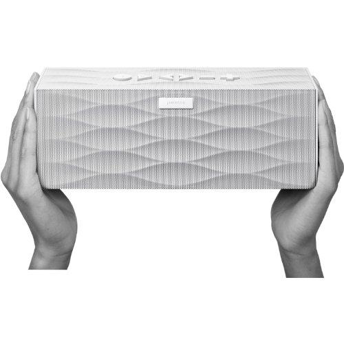 Jawbone BIG JAMBOX Wireless Bluetooth Speaker - White Wave - Retail Packaging