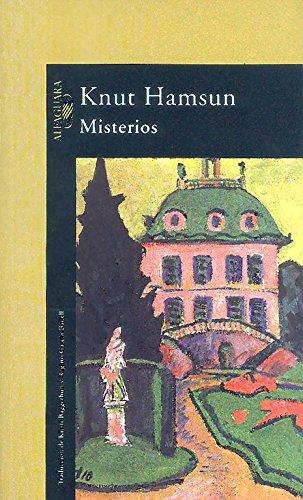 Misterios (LITERATURAS, Band 717035)