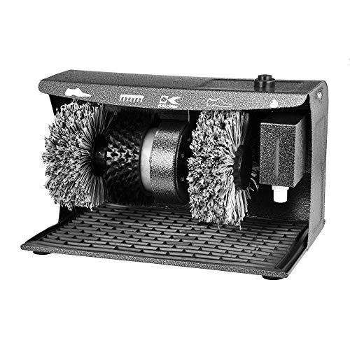 Kalorik Electric Shoe Brush SB 36580 Hotel Grade Ultra Durable Long Lasting Multi Brush Polisher