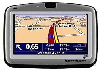 TomTom Go  GPS Satellite Navigation Unit With Preloaded Maps - Gps navigation uk and us maps
