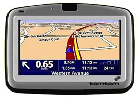 TomTom Go 910 GPS Satellite Navigation Unit With Pre-loaded ...