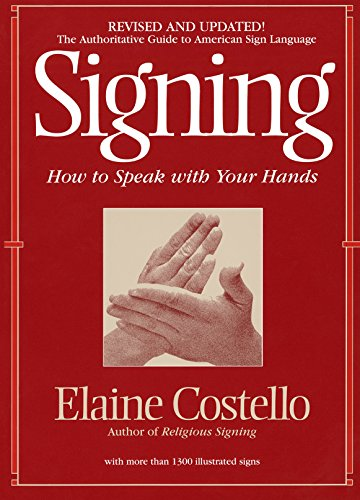 Signing: How To Speak With YOur Hands (Best Academy For Entry Test Preparation)