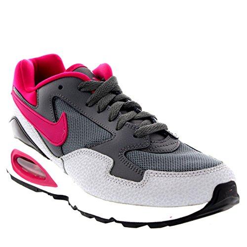 Nike Air Max ST - Zapatillas para mujer Gris foncé, gris clair, rose foncé et noir ve...