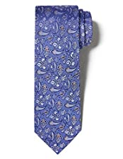 Origin Ties Men's Fashion 100% Silk Handmade Paisley Jacquard Elegant 3