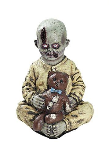 Scary Baby (Forum Novelties 73680 Zombie Baby Boy party decoration,)