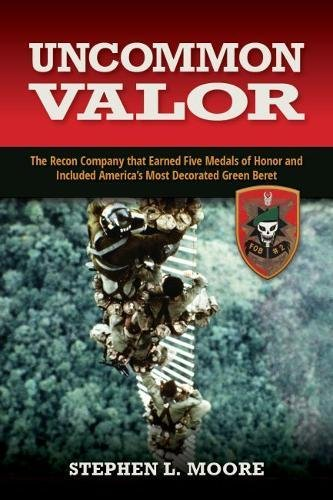 Uncommon Valor: The Recon Company that Earned Five Medals of Honor and Included America's Most Decorated Green - Medal America