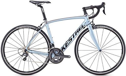 Kestrel Legend Shimano Ultegra Road Bike, Large/57 cm, Light Silver Blue/Satin Dark Gray For Sale