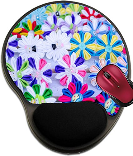 Liili Mousepad wrist protected Mouse Pads/Mat with wrist support design IMAGE ID: 20780298 handmade diy head hair accessories apparel for girl child sell in marketplace (Sell China Dishes)