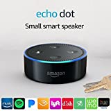 Echo Dot (2nd Generation) - Smart speaker with Alexa - Black Variant Image